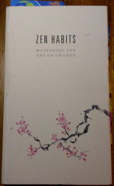 Zen Habits book